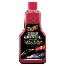 Meguiars Deep Crystal System Carnauba Wax #A2216
