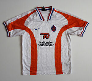 Vintage Netherlands 1996 - 1997 Holland Player Issue Training Kit #10 (size M/L)