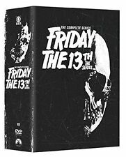 Horror Friday NR Rated DVDs & Blu-ray Discs