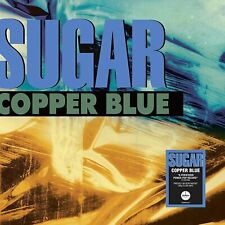 Sugar - Cooper Blue LP NEW Ltd. 180 gram Clear Vinyl UK import