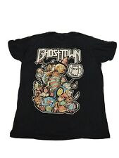 Ghost Town Band Concert T-shirt Adult sz XL GUC NO HOLES OR STAINS