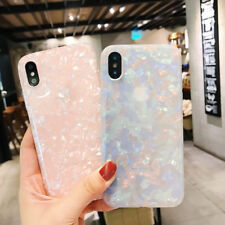 Glossy Glitter Silicone Case Shockproof Soft Cover For iPhone XS MAX XR 7 8 Plus