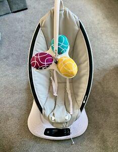 4moms Mamaroo Infant Seat - Grey Classic