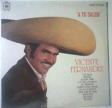 VICENTE FERNANDEZ A TU SALUD LP 1976 NEW MINT SEALED