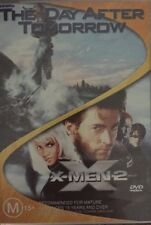 The Day After Tomorrow  / X-Men 02