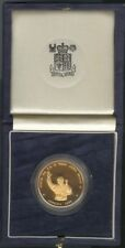 Cape Verde 100 escudos 1990 Polish Pope John Paul II Proof AU Gold 33g KM 25b
