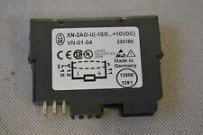 Moeller/Eaton/Micro Innovation analog Ausgabe (XN-2AO-U(-10/0...+10VDC)) (5.064)