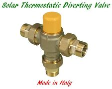 Solar Hot Water Thermostatic Diverting Valve