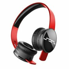 SOL REPUBLIC TRACKS AIR wireless headphones aptX compatible vivid �E red