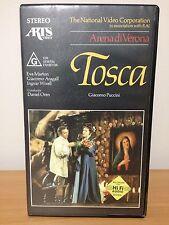 TOSCA ~ PUCCINI OPERA in ITALY ~ EVA MARTON, GIACOMO ARAGALL ~ RARE VIDEO