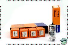 Pcc189 siemens x5 label, vacuum tube, valve, röhren, nos, nib.