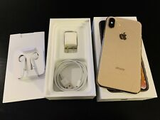 Apple iPhone XS 256GB Gold - (AT&T) - A1920 - (LOCKED)