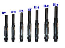 "Adjustable Hand Reamer Set Of 7pcs HV to H3 (1/4"" - 15/32"") Premium Quality"