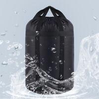 Trocken Schlafsack Wasserfest Kompression Packsack für Rafting Zelten Sport