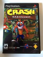 Crash Bandicoot - Playstation - Replacement Case - No Game
