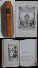 P] Louis Ratisbonne LA COMÉDIE ENFANTINE Hetzel 1861 (Vignettes Robert & Froment
