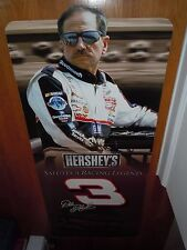 Dale Earnhardt Life Size Racing Legend -  Hershey's #3 Salutes a Legend 2008