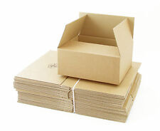 200 Kartons 320 x 150 x 220 mm Faltschachteln Versandverpackung Paket Post Karto