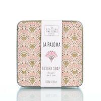 Scottish Fine Soaps Stag Soap in a Tin - La Paloma - 100 g Seife