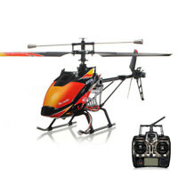 Wltoys V913 Remote Control Helicopter 4 Channel Toys For Kids Black/Red