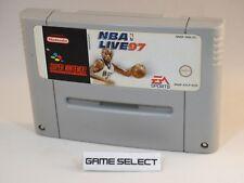 NBA LIVE 97 1997 - SUPER NINTENDO SNES NES 16BIT - PAL EUR - CARTUCCIA ORIGINALE