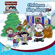 NEW Fisher-Price Christmas Sing-Along (Audio CD)