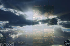 World Trade Center - Twin Towers - Commemortive Print/Poster - 911