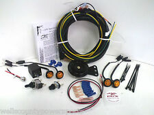 Polaris - Ranger / ATV Street Legal Turn Signal Lights Horn Kit DUX LED Light