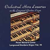 , Orchestral Hors d'oeuvres on the Longwood Gardens Organ, Excellent