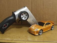 ****XMODS NISSAN 350Z GOLD EURO EDITION USED MATCHING REMOTE AND CHASSIS #13****