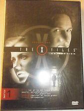 X-FILES IL PRIMO DVD DELLA STAGIONE 1 USATO IN OTTIME CONDIZIONI PREZZO AFFARE!!