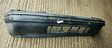 PEUGEOT 205 GENUINE FRONT BUMPER AND VALANCE
