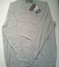 Dickies Thinsulate Long Sleeve Pullover Sweater Gray Sz XLT