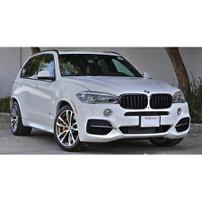 RG Sport M50d Style Front Grill Trim set in Silver BMW F15 X5 M Sport 2014-up