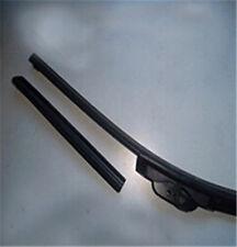 "2X 26"" Soft Car Bracketless Frameless Rubber Window Windshield Wiper Blade"