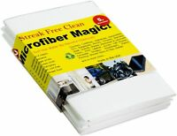 Streak Free Microfiber Cloth Clean Any Surface with Just Water Eco Friendly
