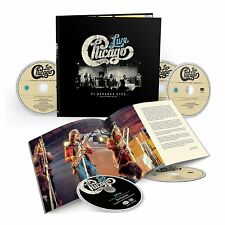 CHICAGO 'VI DECADES LIVE : THIS IS WHAT WE DO' 4 CD / DVD / BOOK (6 Apr. 2018)