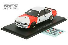 BMW 635 CSi - Guia Race of Macau 1984 - Hans-Joachim Stuck - 1:43 Spark SA054