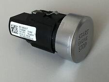 Audi OE TT / ROADSTER (8S) NEW Start/Stop Switch button- Chrome OEM 8S1905217