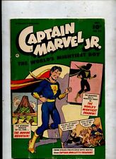CAPTAIN MARVEL Jr 113  Golden Age fawcett comic  Shazam