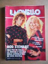 IL MONELLO n°35 1983 Rod STewart Dori Ghezzi Christopher Reeve Mannoia   [G428]