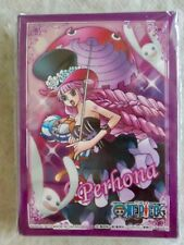 HTF JAPAN BANDAI LTD Miracle Battle Carddass ONE PIECE PERONA CARD SLEEVE 60P