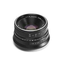 7artisans 25mm f/1.8 lens for Micro 4/3 mount APS-C Mirrorless camera OM-D GH5