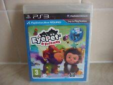 EyePet & Friends Sony PlayStation 3, Game. Still Sealed.... New.