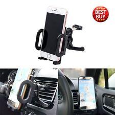 En voiture téléphone GPS Titulaire Air Vent Clip Cradle Mount For Iphone Samsung Universel