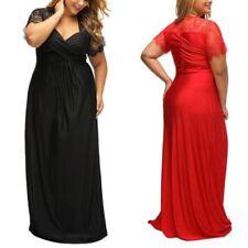 Ladies Plus Size Maxi Dress Dresses for Women