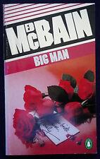 BIG MAN by Ed McBain (Penguin Pb 1985)