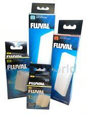 2 X Fluval 404//405//406 Espuma 2 en un paquete Repuesto Esponja Filtro Pad