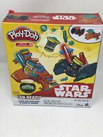 Play-Doh star wars can-heads Luke skywalker & Darth vader