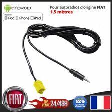 Terminales y cables Qubo para coches Fiat